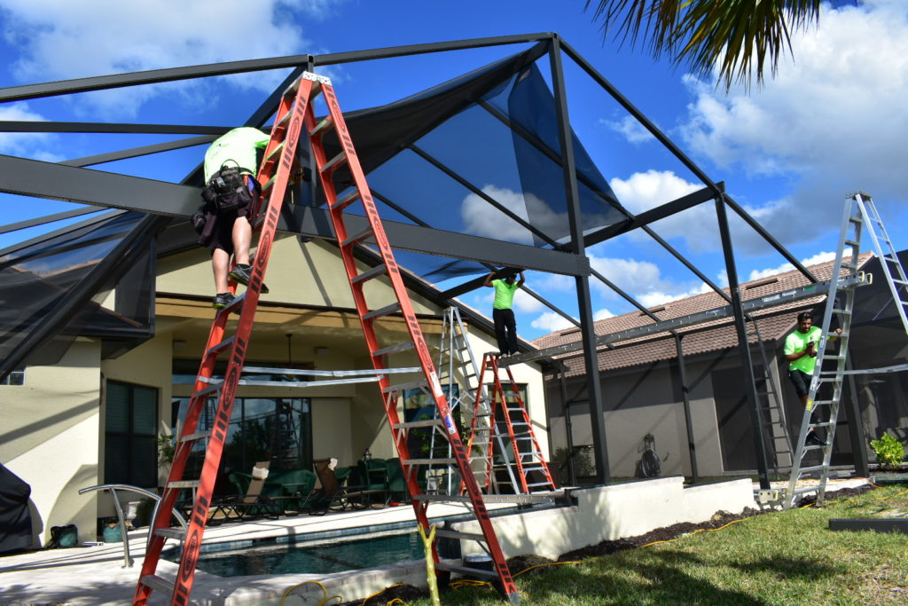 Products Amp Services South Florida Screen Amp Aluminum Inc
